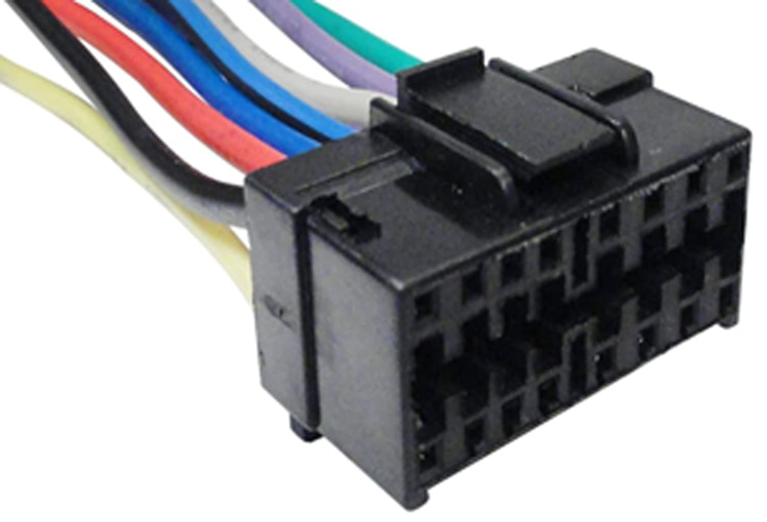 61PGr49b4wL._SL1500_ amazon com sony wiring harness 16 pin copper sy16 automotive  at alyssarenee.co