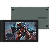 HUION Drawing Tablet Kamvas 13 Monitor de desenho gráfico com tela de 13,3 polegadas com tela laminada completa (verde)