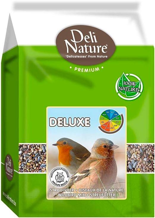 Deli Nature 15-028241 Mixtura para Pájaros Jardín Deluxe - 1000 gr: Amazon.es: Productos para mascotas