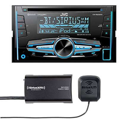 Amazon.com: JVC KW-R920BTS Double DIN Bluetooth In-Dash Car Stereo