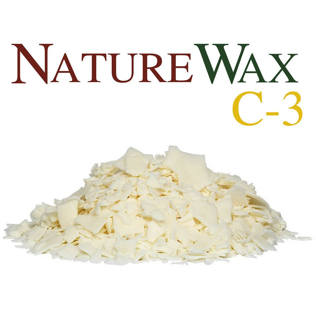 10kg Naturewax C3 / C-3 Soy Container Candle Wax, - 100% Natural Soy / Soya Wax Kerax