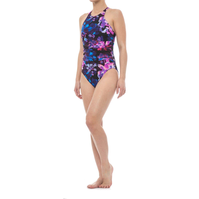 83e758610b Miraclesuit Magicsuit Danika One Piece Swimsuit Size 12 at Amazon Women's  Clothing store: