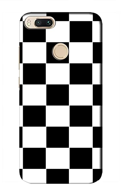 AMAN Chess 3D Back Cover for Xiaomi Mi A1: Amazon in