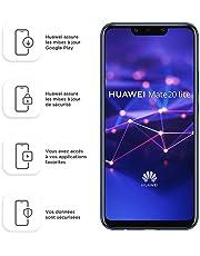 Huawei Mate 20 Lite Smartphone débloqué 4G (6,3 pouces - 64 Go/4 Go - Double Nano-SIM ou Nano-SIM + carte Micro-SD - Android) Bleu [Version européenne]