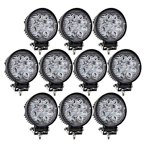 QuakeWorld DOT Led Light Bar 10PCS 27w 4