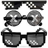 Amazon.com: Onnea fashion 8 Pack Thug Life Pixelated Mosaic ...