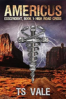 AMERICUS: High Road Cross by [Vale, TS]