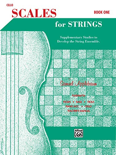 Scales for Strings, Bk 1: Cello