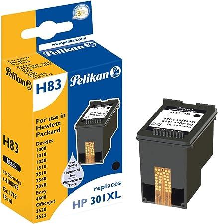 Pelikan 4108975 - Cartucho de tinta HP Deskjet 1000, 1010, 1050 ...