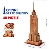 CubicFun 3D New York Puzzles Small Cityline