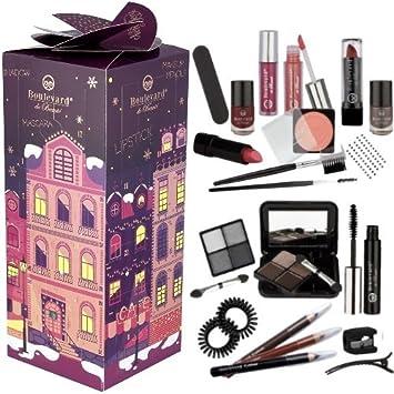 Make Up Weihnachtskalender.Super Teenager Beauty Make Up Kosmetik Adventskalender Surpris City