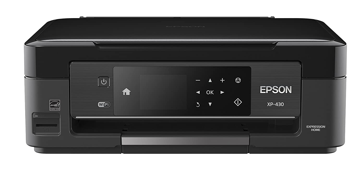 amazon com epson expression home xp 430 wireless color photo rh amazon com epson xp 430 manual epson xp 430 manual