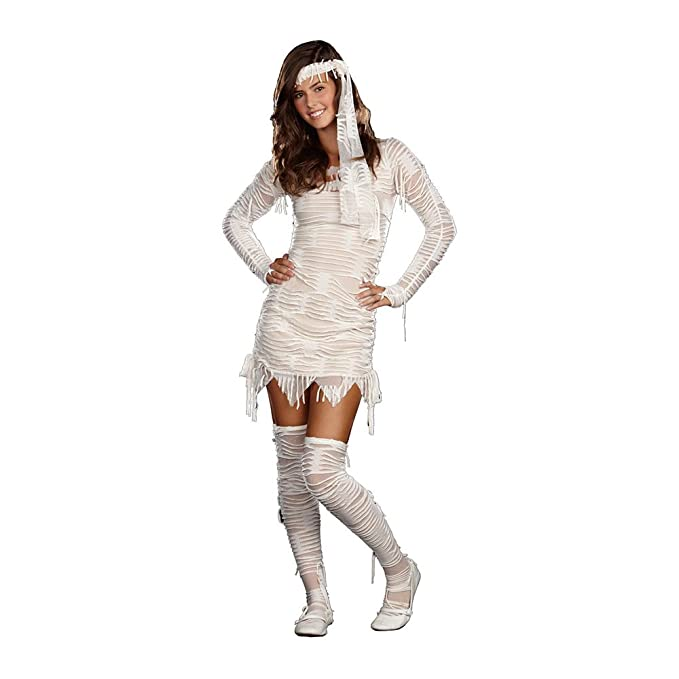1960s Party Costumes 1920s Yo Mummy! Teen Costume $32.83 AT vintagedancer.com