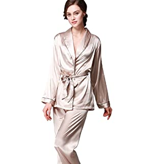 dc5989bb2169 TT Global Ladies Luxury   Sexy 3-in-1 Pyjamas Set Silky Nighties ...