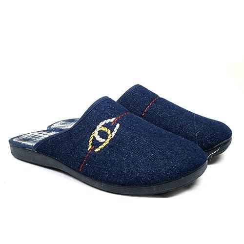 7331ab47dc Zapatillas DE CASA VULMAS 415 Tejano - Color - Jeans