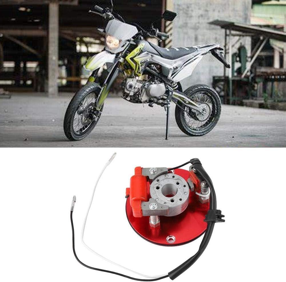 Qiilu Estator Motor de carreras Motor de alta velocidad rotor del estator magneto CDI 110cc 125cc 140cc