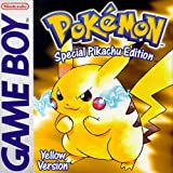 Pokemon - Yellow Version - Game Boy Color