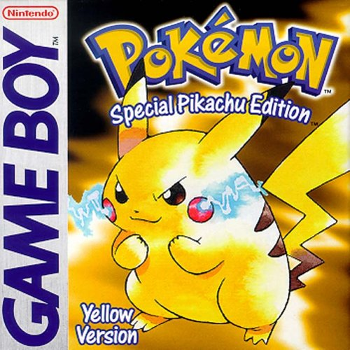 Pokemon: Yellow Version - Special Pikachu Edition