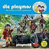 Die Playmos - Folge 15: Schatzsuche. Hörspiel.