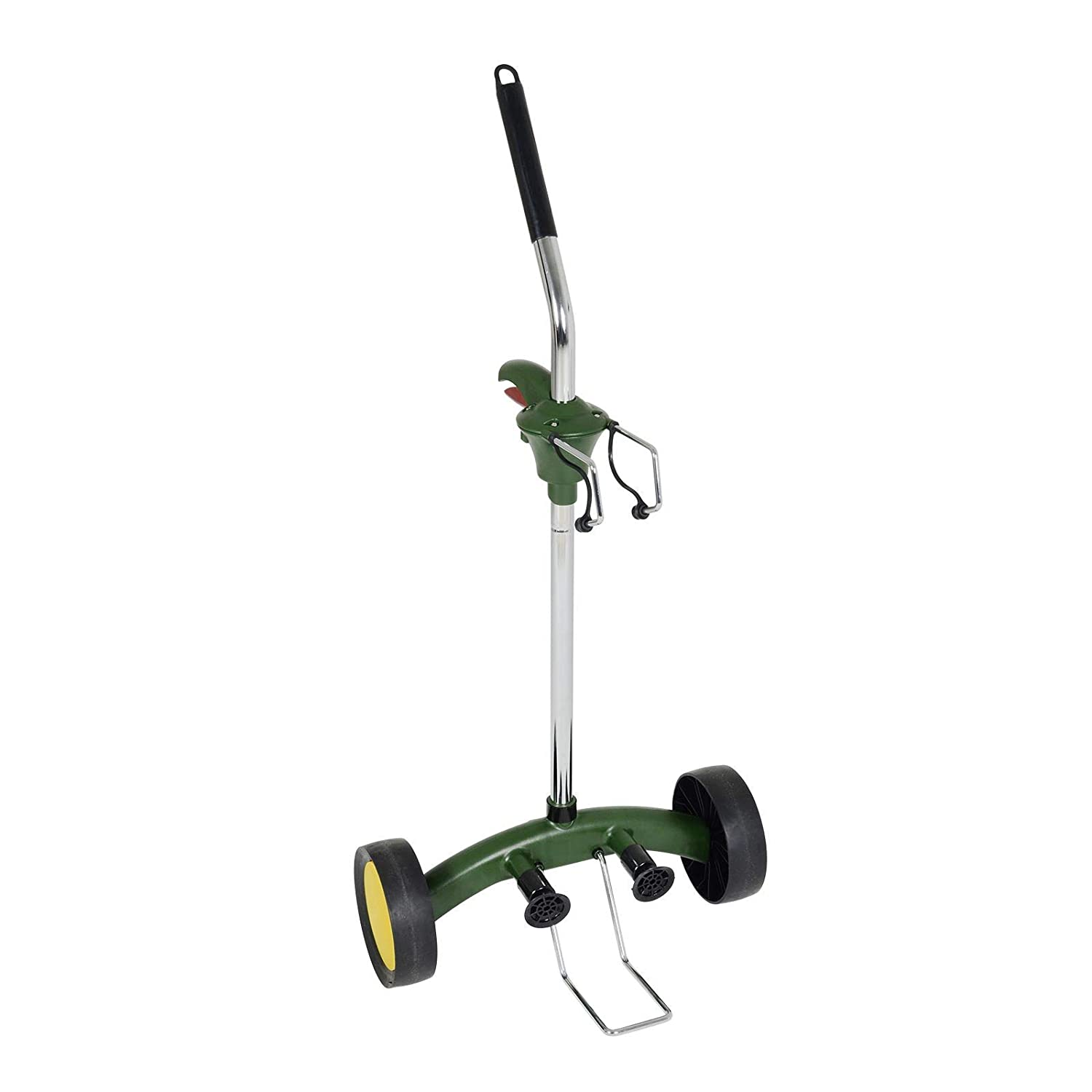 Azuma Plant Pot Mover Trolley With Wheels Outdoor Gardening Garden Home DIY Tool Grabber Arms Steel Max Weight 75kgs 118cm XS-Stock.com Ltd