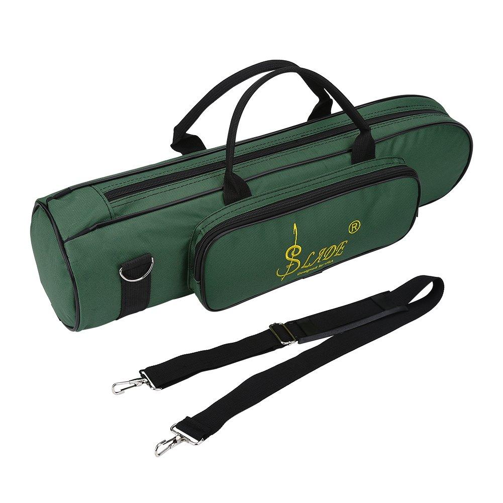 Trumpet Gig Bag, Oxford Cloth Soft Adjustable Trumpet Case with Shoulder Belt(black) VGEBY VGEBYvk3g0b1di9-02