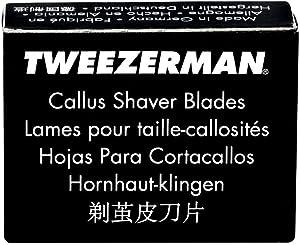 Tweezerman Callus Shaver Replacement Blades Model No. 5000-R