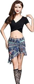 Letuwj - Conjunto de Falda con Cordón Danza del Vientre para Mujer