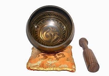 Amazon com: 3010 SB 'F' Note Heart Chakra Antique Tibetan