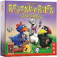 999 Games - Regenwormen Uitbreiding Dobbelspel - Uitbreiding vanaf 8 jaar - Een van de beste spellen van 2015 - Reiner…