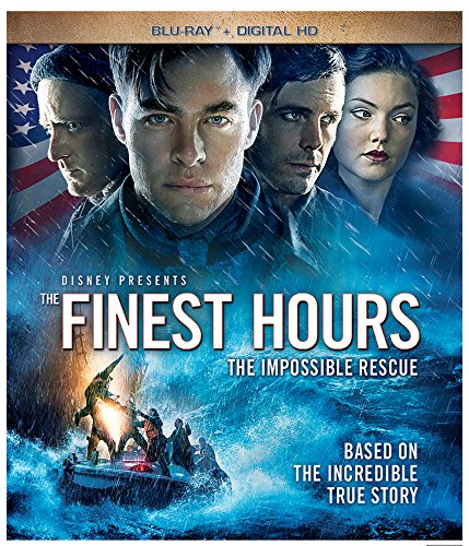 Blu-ray : The Finest Hours (Dolby, AC-3, , Digital Theater System, Digitally Mastered in HD)