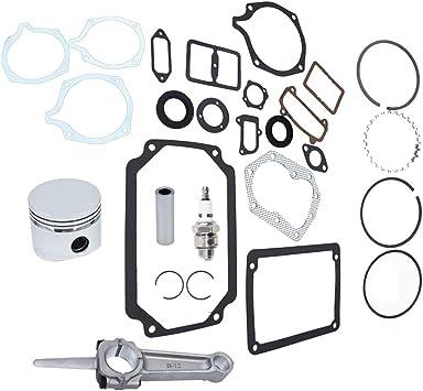 Engine Rebuild Kit for Kohler K301 12HP Standard Size