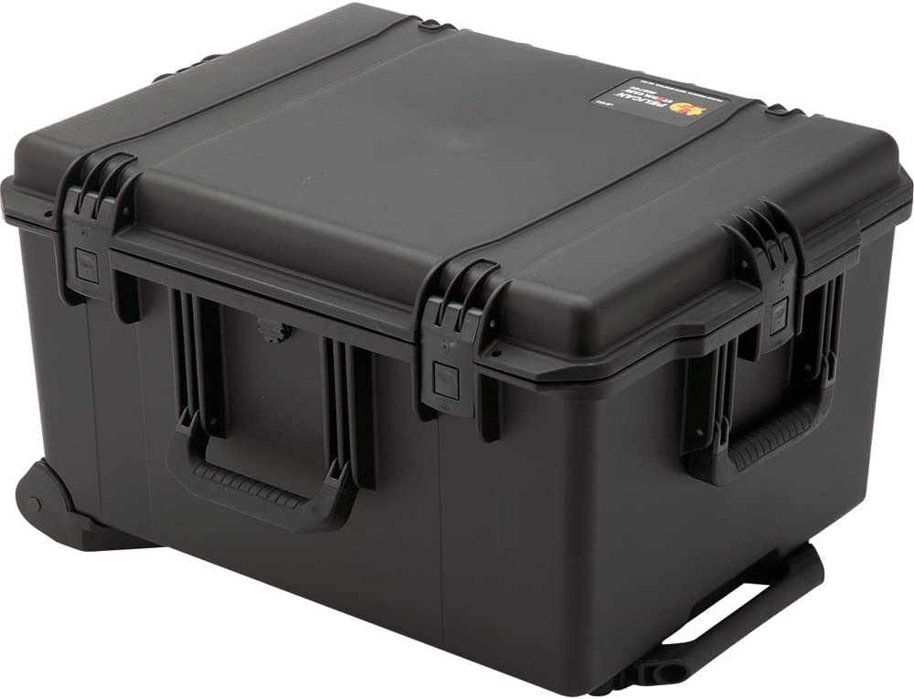 Pelican Storm iM2750 Case With Foam (Black)