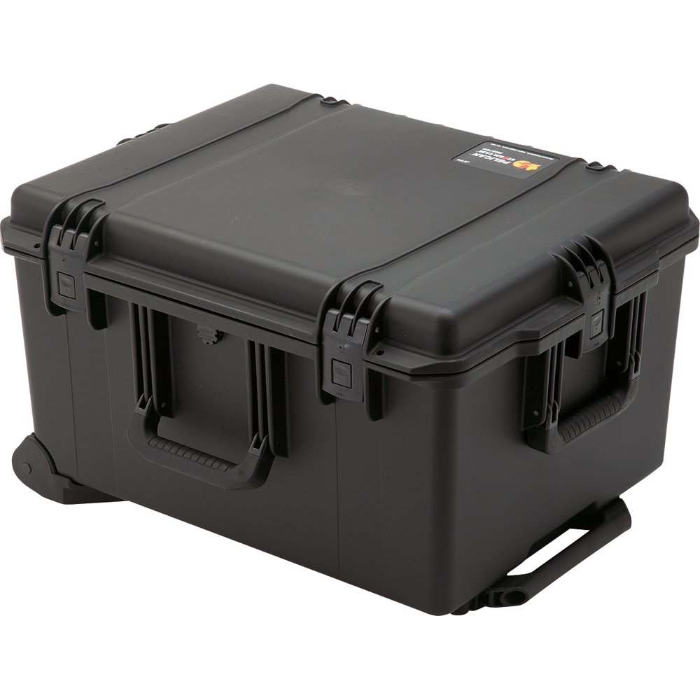 Waterproof Case (Dry Box) | Pelican Storm iM2750 Case With Foam (Black) by Pelican