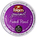 Folgers Gourmet Sele Countions French Roast Packs, 72 Count