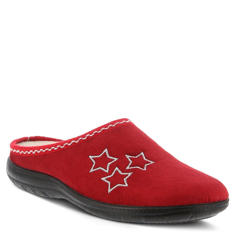 Spring Step Tristar Women's Slipper 36 M EU Red