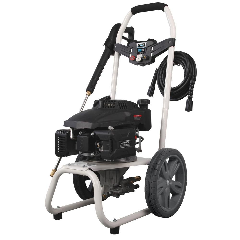 Pulsar Products PWG2600V 2600PSI Gas Powered Pressure Washer