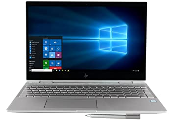 Computer Upgrade King Envidiarle x360 15t convertible con pantalla táctil portátil (Intel i7-8550U