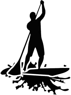 Stand Up Paddle Board SUP Decal Sticker By NALU