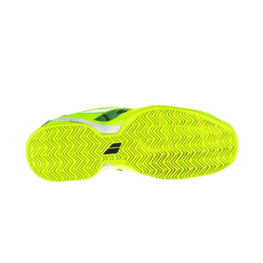Babolat Propulse Fury Clay Clay Clay Tennisschuh Herren gelb bfa904