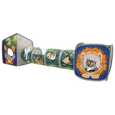 Kitty City Jungle Cat Cube Combo