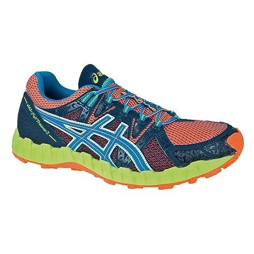 ASICS Gel-Fuji Trainer 2 Zapatilla de Trail Running Caballero: Amazon.es: Zapatos y complementos