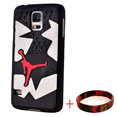 detailed pictures 7f3e3 0cd8a EHIPI S5 Case,Galaxy S5 Case,Michael Jordan Custom 3D Cover Case for ...
