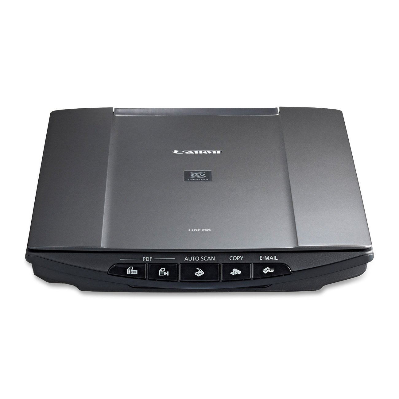 Canon 4508B002 CanoScan LiDE210 Scanner (Renewed) by Canon