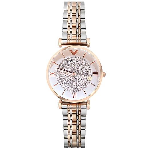 quality design 86276 8412f Amazon   RORIOS レディース 腕時計 ブランド アナログ ウォッチ ...