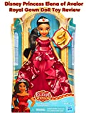 Review: Disney Princess Elena of Avalor Royal Gown Doll Toy Review