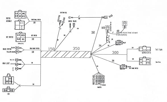 61PHCypPagL._SX587_ 125cc atv wiring diagram atv schematics and wiring diagrams loncin 125 wiring diagram at gsmportal.co