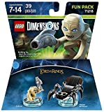 Excalibur Batman & Bionic Steed + The Lord Of The Rings Gollum Fun Packs - LEGO Dimensions - Not Machine Specific