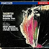 UHQCD DENON Classics BEST 武満徹:ノヴェンバー・ステップス、弦楽のためのレクイエム 他