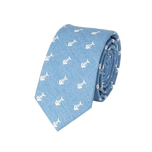 Collares de moda, corbatas para hombre, diseño de calavera de ...