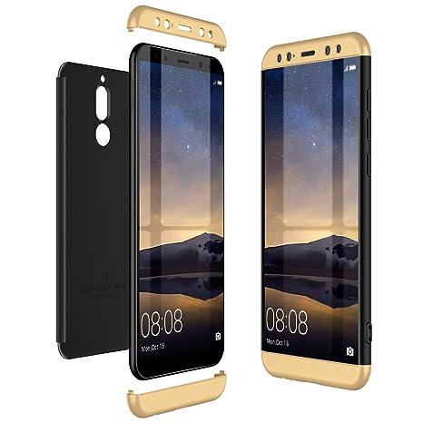 CE-Link Funda Huawei Mate 10 Lite Carcasa Fundas para Huawei Mate 10 Lite 360 Grados 3 en 1 Desmontable Ultra-Delgado Anti-Arañazos Case Protectora - ...